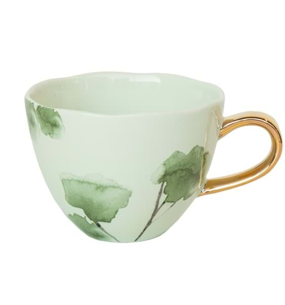 Bild von Henkeltasse 'Good Morning Sunshine' Sea Foam von Urban Nature