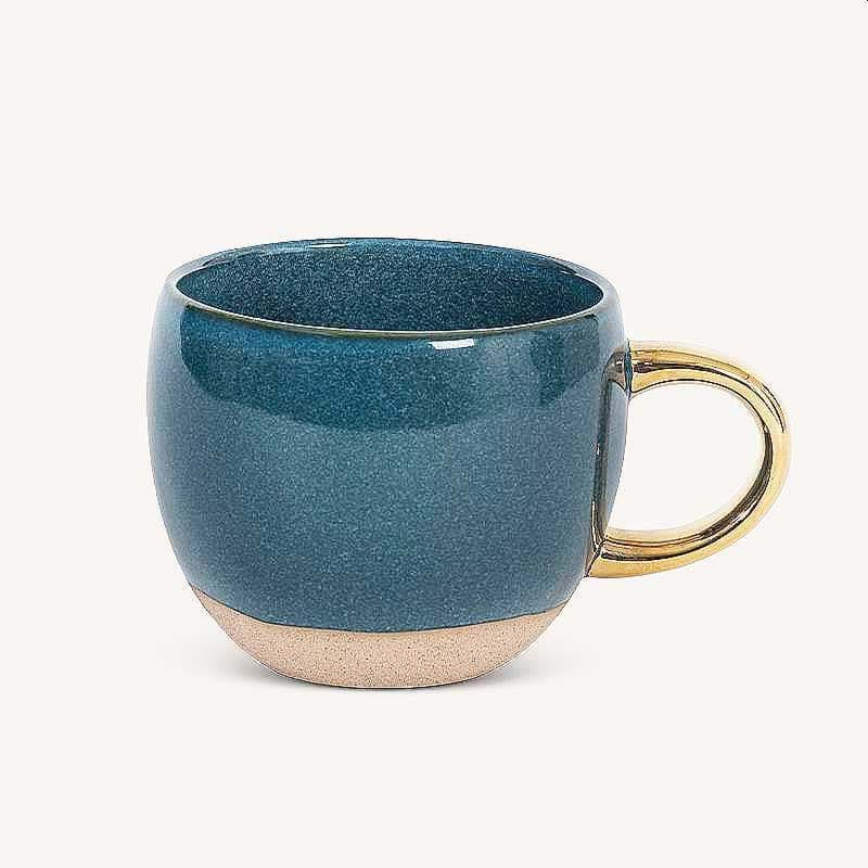 Bild von Henkeltasse 'Good Evening' Legion Blue von Urban Nature