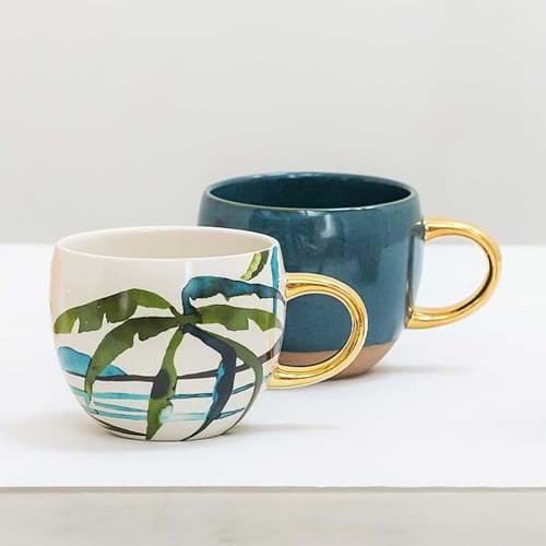Henkeltasse 'Good Evening' Paraiso von Urban Nature, Bild 4