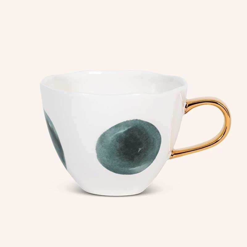 Bild von Henkeltasse 'Good Morning' Big Dots von Urban Nature